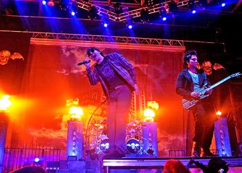 Avenged Sevenfold 4-16-2009 Bootleg DVD Concert Review
