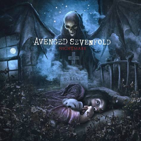 Nightmare - Avenged Sevenfold CD Review