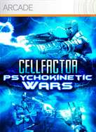 Cellfactor Psychokinetic Wars Xbox Live Arcade Game Review