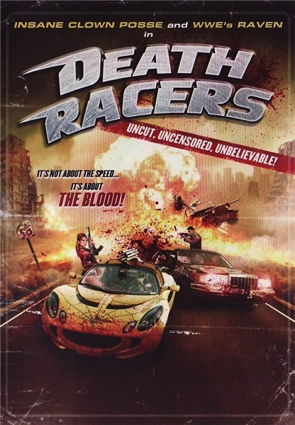 Death Racers Movie Review