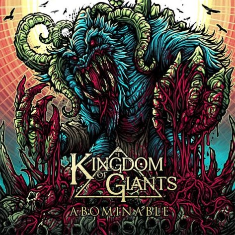 Abominable - Kingdom Of Giants CD Review