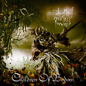 Relentless Reckless Forever - Children Of Bodom CD Review
