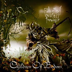 Relentless Reckless Forever - Children Of Bodom CD Review
