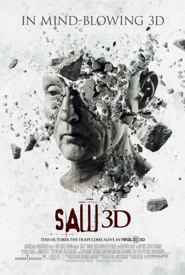 Saw 3D The Final Chapter Movie Review