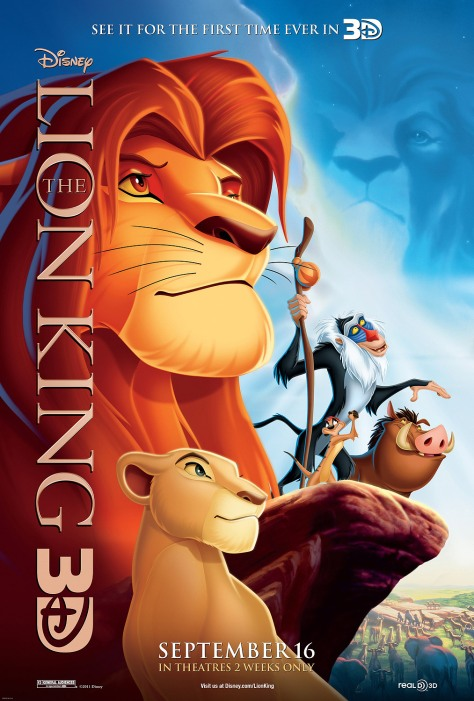 The Lion King 3D Movie Review