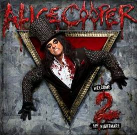 Welcome 2 My Nightmare - Alice Cooper CD Review