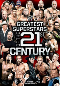 WWE Greatest Stars Of The 21st Century - Wrestling DVD Review