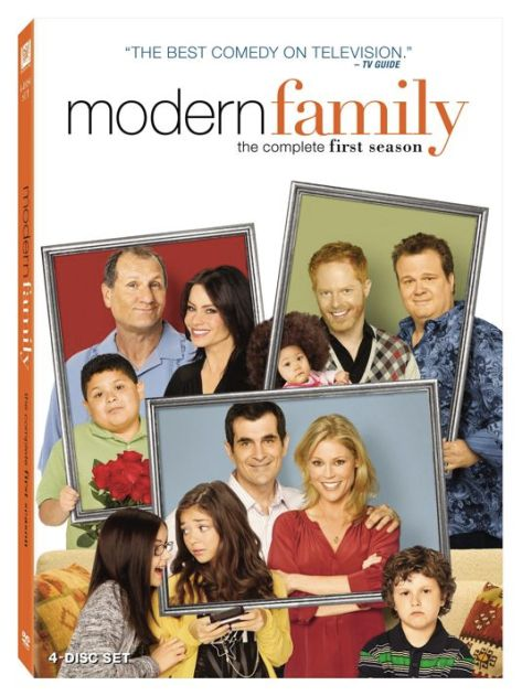 Modern Family Season 1 TV Review