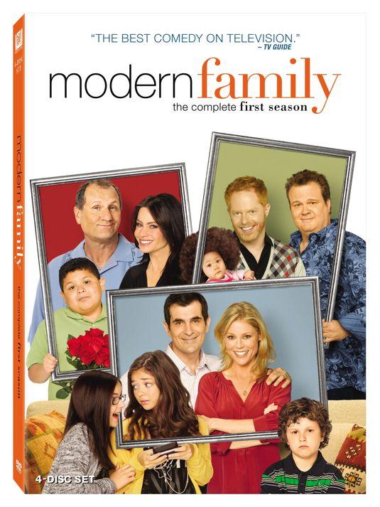 Modern Family Season 1 TV Review