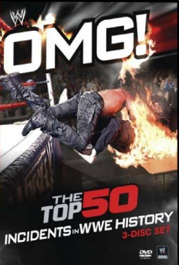 OMG! The Top 50 Incidents in WWE History Movie Review