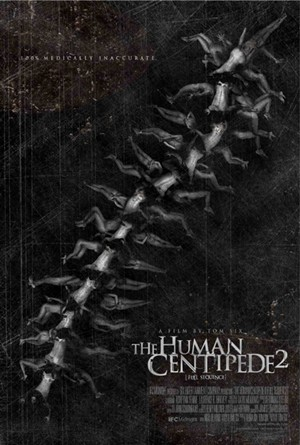 The Human Centipede 2 Full Seqence Movie Review