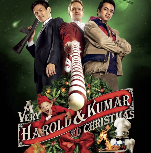 A Very Harold & Kumar 3D Christmas Review