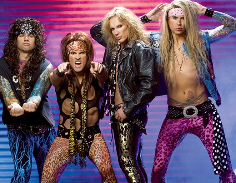 Balls Out - Steel Panther