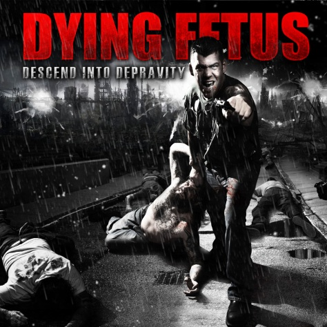 Descend Into Depravity - Dying Fetus CD Review