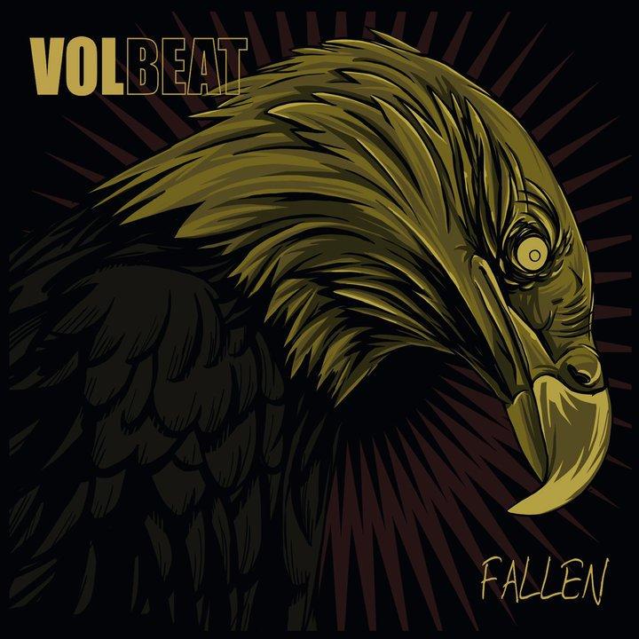Fallen EP - Volbeat CD Review