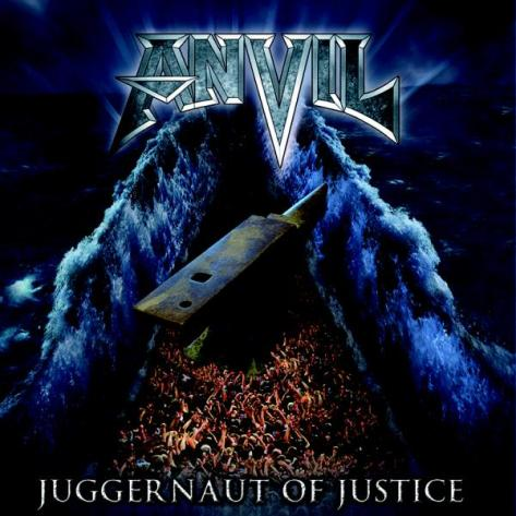 Juggernaut Of Justice - Anvil CD Review