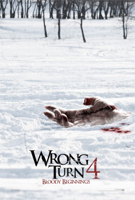 Wrong Turn 4 Movie Review