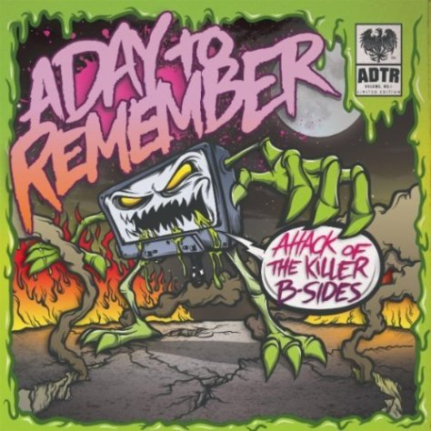 Attack Of The Killer B-Sides - A Day To Remember CD Review