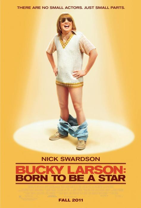 Bucky Larson Born To Be A Star Movie Review