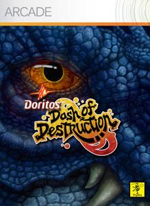 Doritos Dash Of Destruction Xbox Live Arcade Game Review