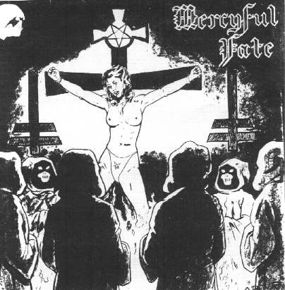 Mercyful Fate EP - Mercyful Fate CD Review