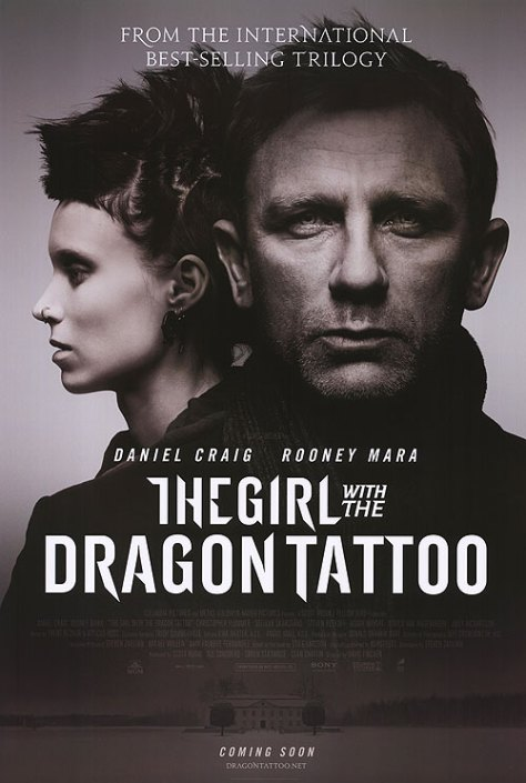 The Girl With The Dragon Tattoo (2011) Movie Review
