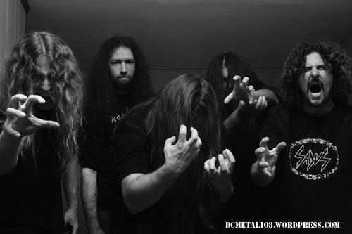 Cannibal Corpse U.S. Torture Tour 2012