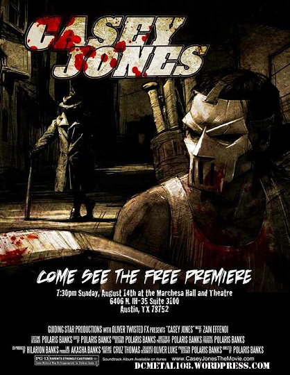 Casey Jones Movie Review