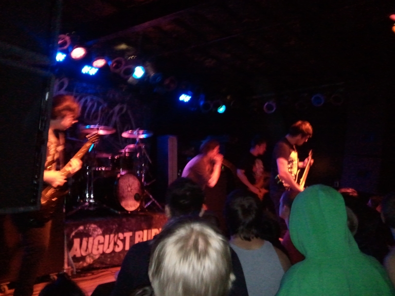 I The Breather Live 2-19-2012