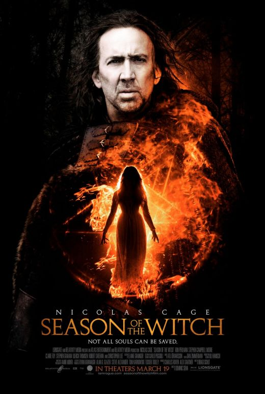 Season Of The Witch Movie Review