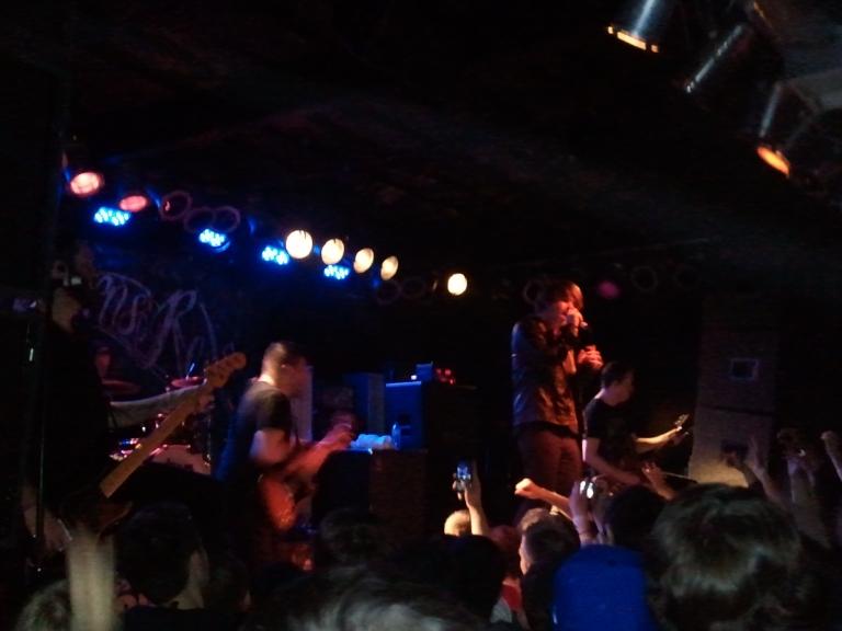 Silverstein Live 2-19-2012