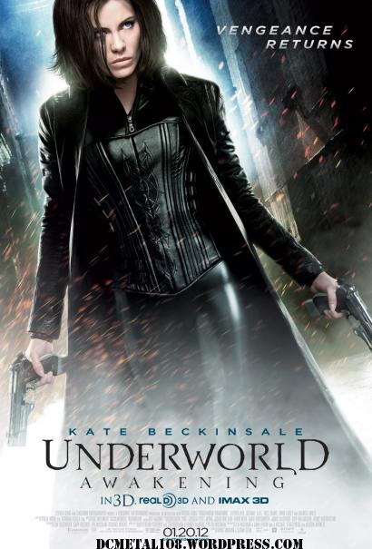 Underworld Awakening 3D Movie Review