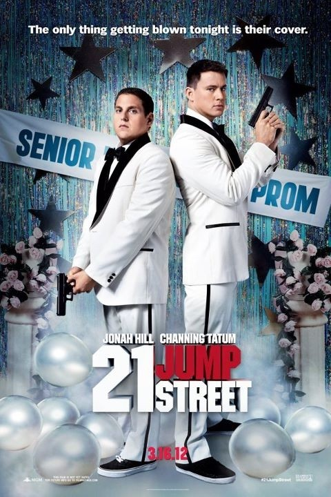 21 Jump Street (2012) Movie Review