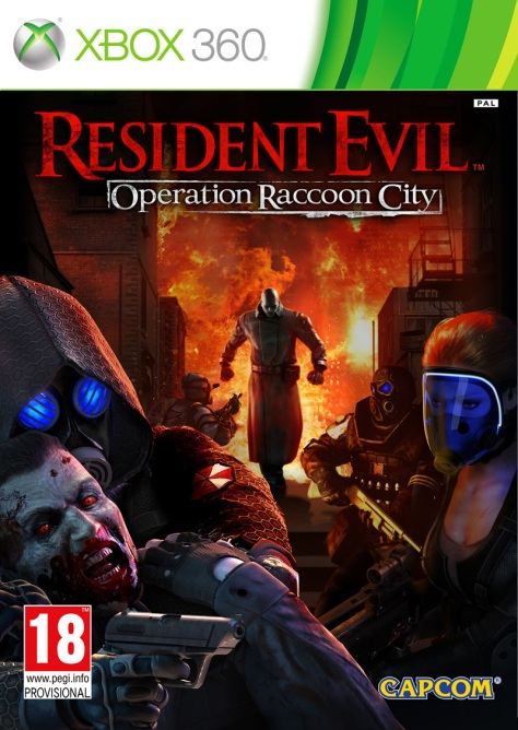 Resident Evil Operation Raccoon City Xbox 360 Review