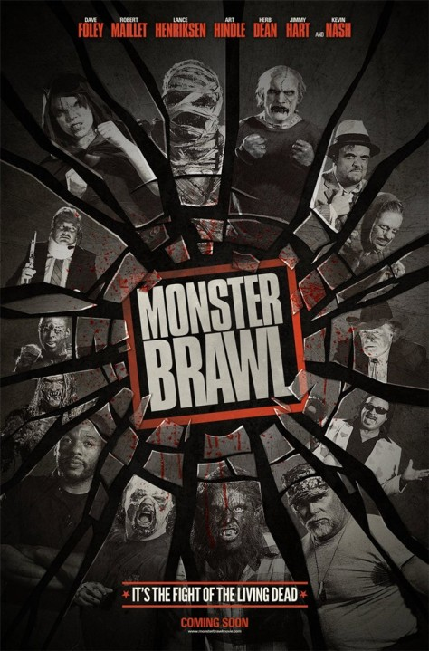 Monster Brawl (2011) Movie Review