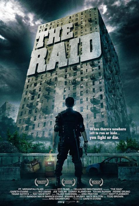 The Raid Redemption (2011) Movie Review