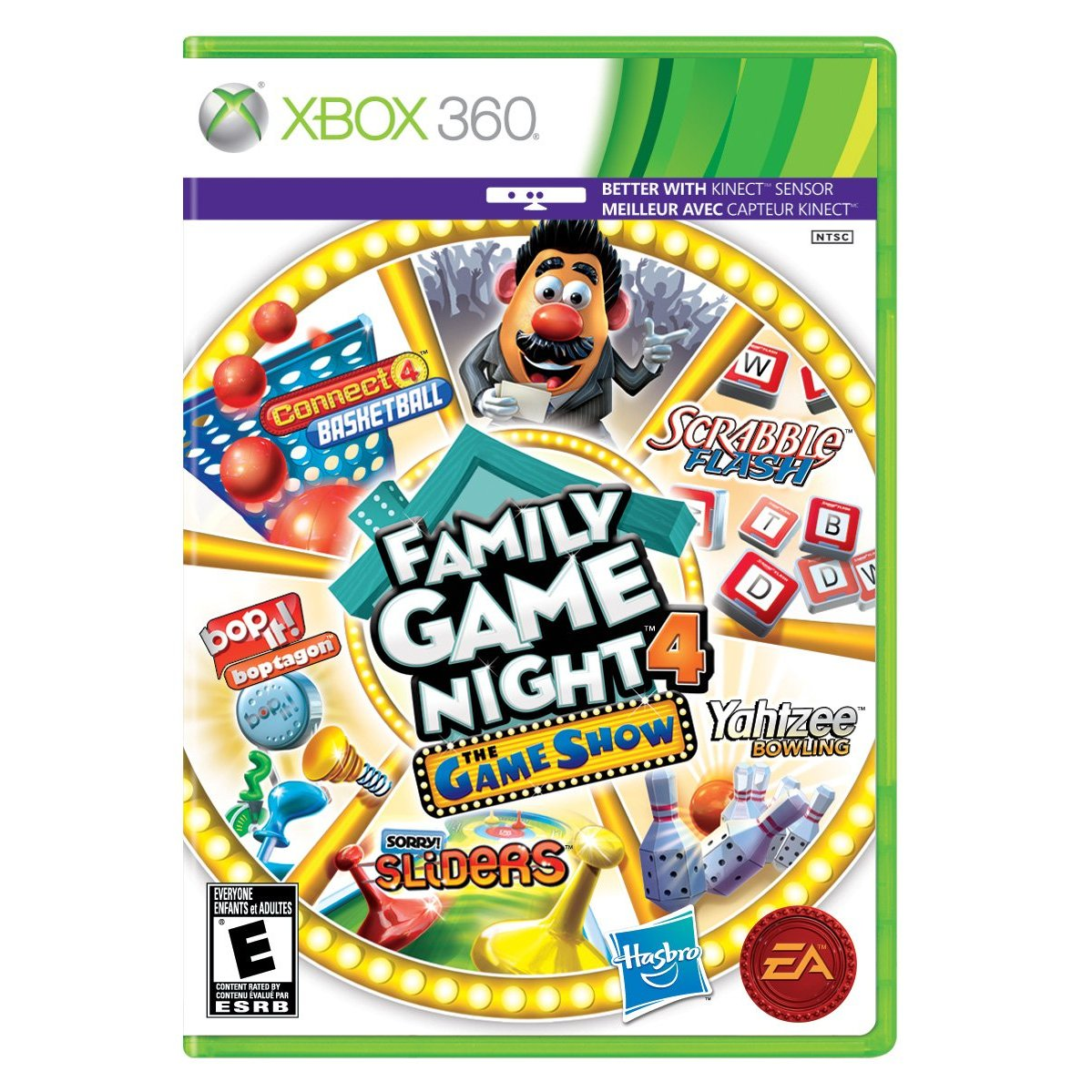 Family Game Night 4 : The Show (Xbox 360) Game Review