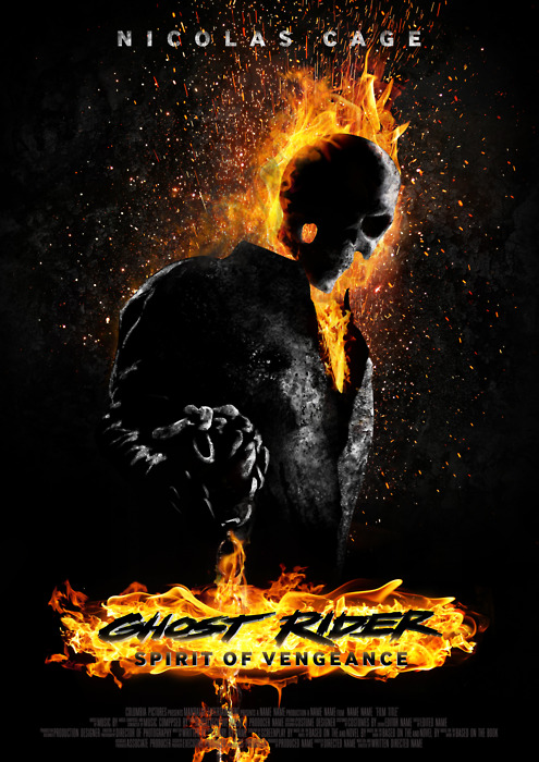 Ghost Rider Spirit Of Vengeance (2011) Movie Review