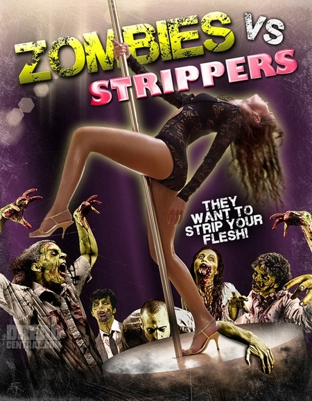 Zombies Vs Strippers (2012) Movie Review