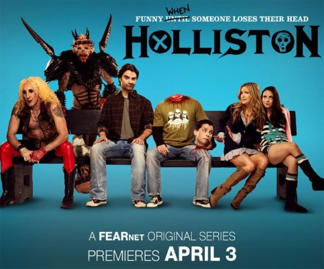 Holliston Season 1 Episodes 1 And 2 (2012) TV Show Review