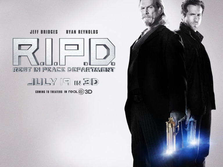 RIPD (2013) Movie Review