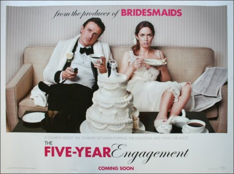 The Five Year Engagement (2012) Movie Review