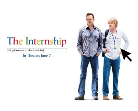 The Internship (2013) Movie Review