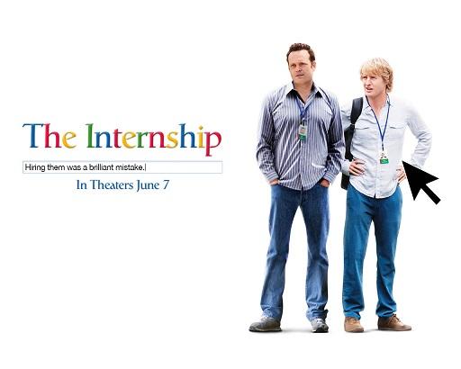 The Internship (2013) Movie Review
