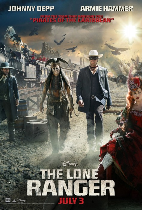 The Lone Ranger (2013) Movie Review