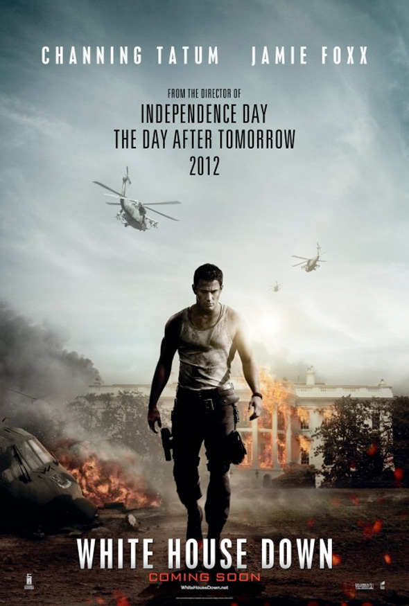 White House Down (2013) Movie Review