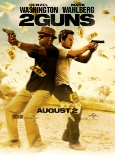 2 Guns (2013) Movie Review