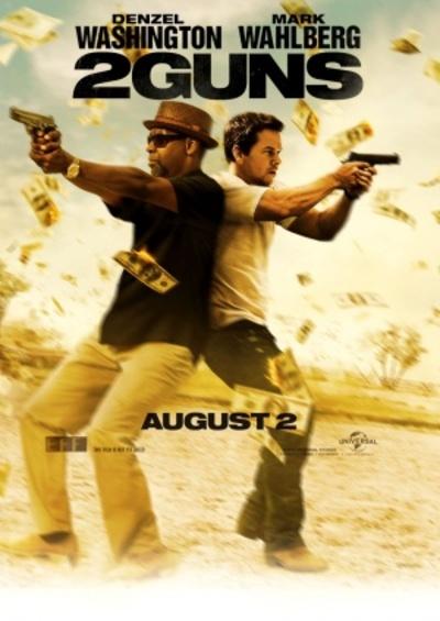2 Guns (2013) Movie Review