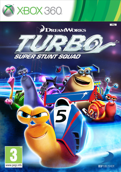 Turbo Super Stunt Squad Xbox 360 Quick Game Review