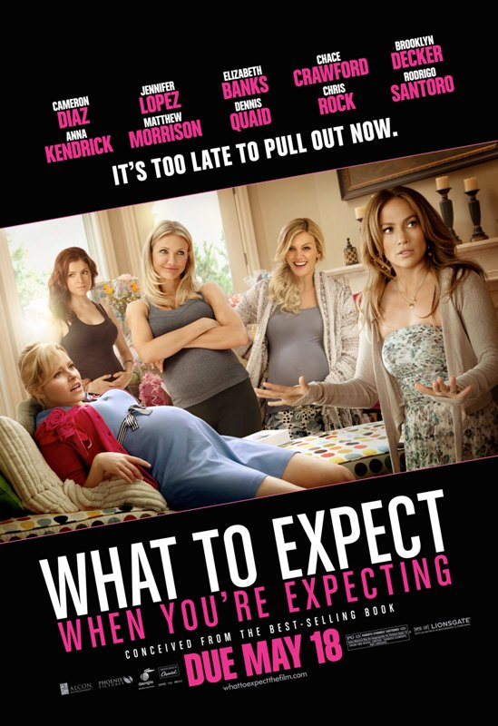 what to expect when you're expecting movie poster ile ilgili görsel sonucu